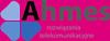 logo firmy Ahmes